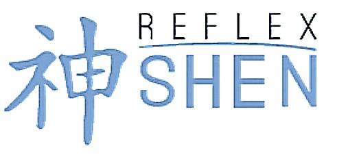 Logo reflex shen bleu